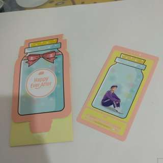 Bts could card