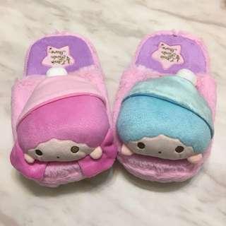 Little Twin Star 毛毛鞋