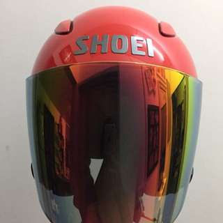Helmet Shoei J-Stream ORIGINAL Shine Red.