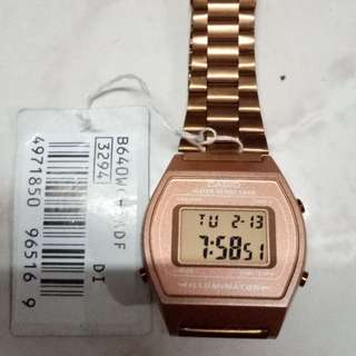 Casio Rose Gold OEM