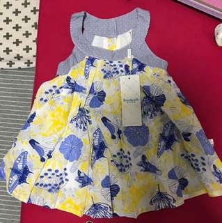 BN Toddler Dress with Tag