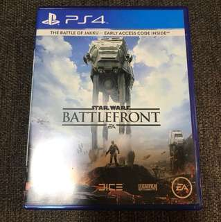 PS4 Star Wars Battlefront R3