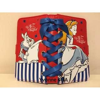*Yvonne MJA日本代購*東京迪士尼Disney限定正品 愛麗絲 新款精緻多機種手機殼手機套 現貨實拍