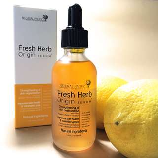 NATURAL PASIFIC FRESH HERB ORIGIN SERUM