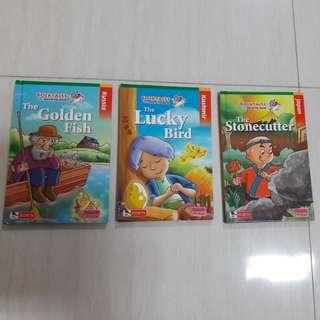 Bundle of 3 Used Robin Storybooks for Children