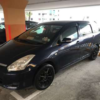 Toyota Wish 1.8A (Continue Contract)