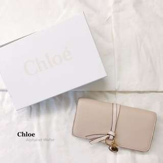 CHLOE Alphabet Wallet