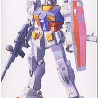 Gundam RX-78-2 ver ka MG gunpla