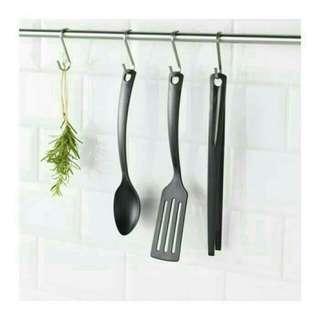 Set 3 unit peralatan dapur