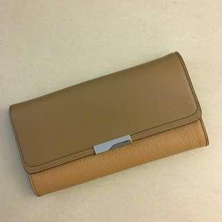 Massimo Dutti Leather purse-wallet
