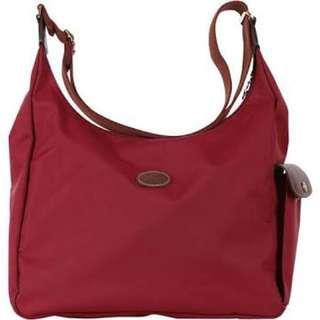 Longchamp Hobo - Red ( authentic )