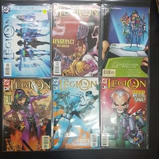 Lot x 16 DC comics THE LEIGON