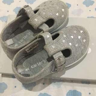 Sepatu Carter's Anak Perempuan Original usia 1-2 tahun