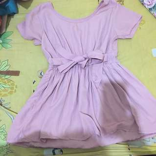 Blouse dust pink