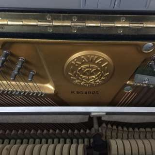 Kawai big stand-up piano excellent condition