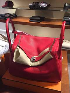 Hermes lindy 30 (bought from Paris )