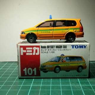 Tomica Honda Odyssey Wagon Taxi