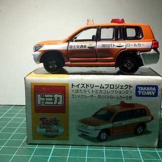 Tomica TLC toys Dream project