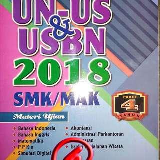 Persiapan Menghadapi UN-US & USBN 2018 SMK/MAK PAKET 4 TAHUN KURIKULUM 2013  Tim Penulis ARMICO