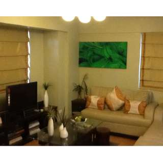 For Rent 3BR furnished condo with parking Rosewood Pointe Acacia Estates Taguig