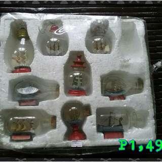 Handmade collectible glass