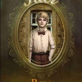 Ebook : PETER by Risa Saraswati