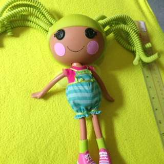 Lalaloopsy Silly Hair Pix E Flutters