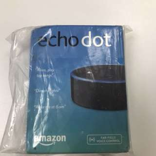 Amazon Echo Dot 2 (BRAND NEW)