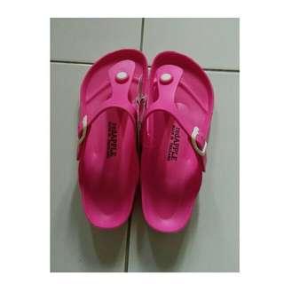 Red Apple slipper