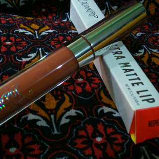 Colourpop beeper liquid lipstick(authentic) made with love in the U. S. A