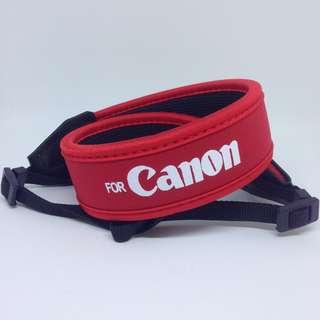 High Quality Neoprene Strap for Canon DSLR