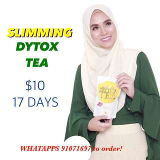 Instocks Slimming Tea