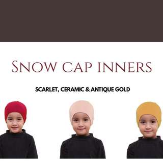 Kid's Inner Snow Cap