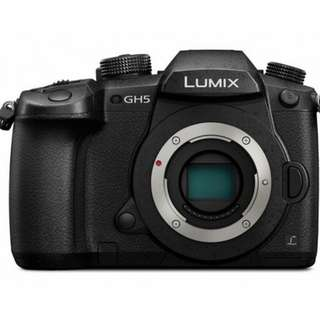 Panasonic Lumix GH5 body only