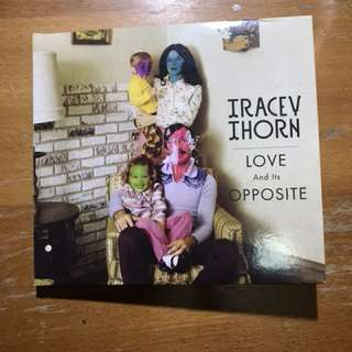 TRACY THORN LOVE AND ITS OPPOSITE CD