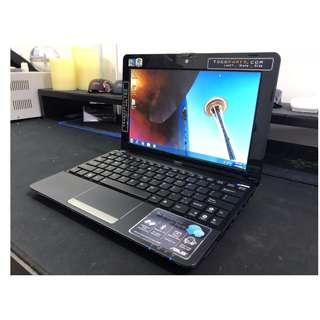 Asus Netbook Laptop + MS Office ONLY $170