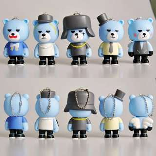 BIGBANG toy keychain