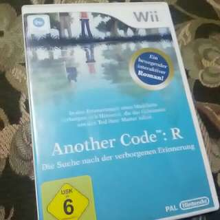 Another Code : R