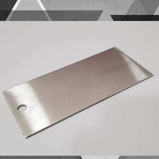 Stainless Steel SS Metal Tags