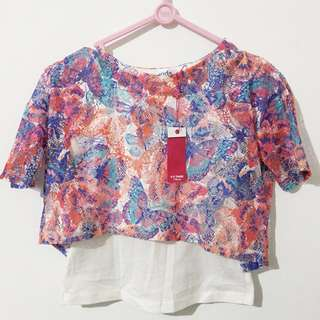 M&Co top from London