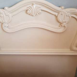 Ducco finish Twin sized head board