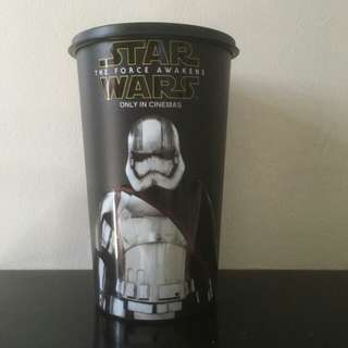 Star Wars Captain Phasma Tumbler from 7-11