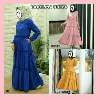 CABELINA DRESS