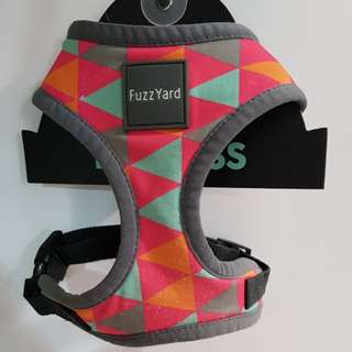 Fuzzyard pet harness (Size Small)