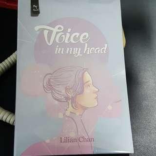 Voice In My Head - Lilian Chan (Penerbit Haru)
