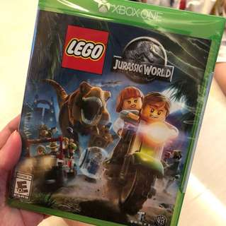 New! Xbox One Lego Jurassic World