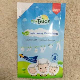 Natural Liquid Laundry Wash for babies