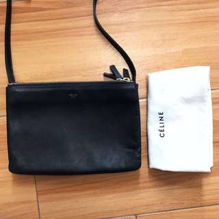 Celine trio bag small