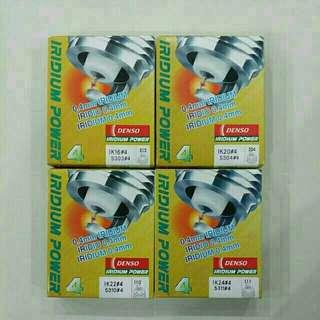 Brand New Denso Iridium Spark Plug IK16 / IK20 / IK22 / IK24 / IKH16 / IKH20 / IKH22 / IKH24 / IK16L / IK20L / IK22G / IT20 / ITV16 / IXU22 / IXU27 / IXUH22 / IXUH22I