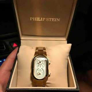 PS Gold watch